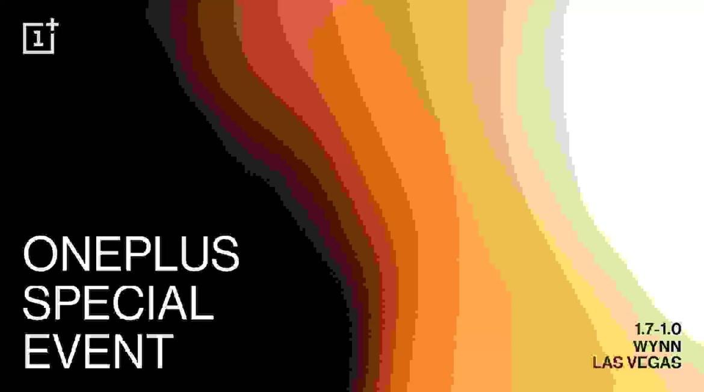 OnePlus deixa revelar misterioso evento especial para a CES no próximo ano 1