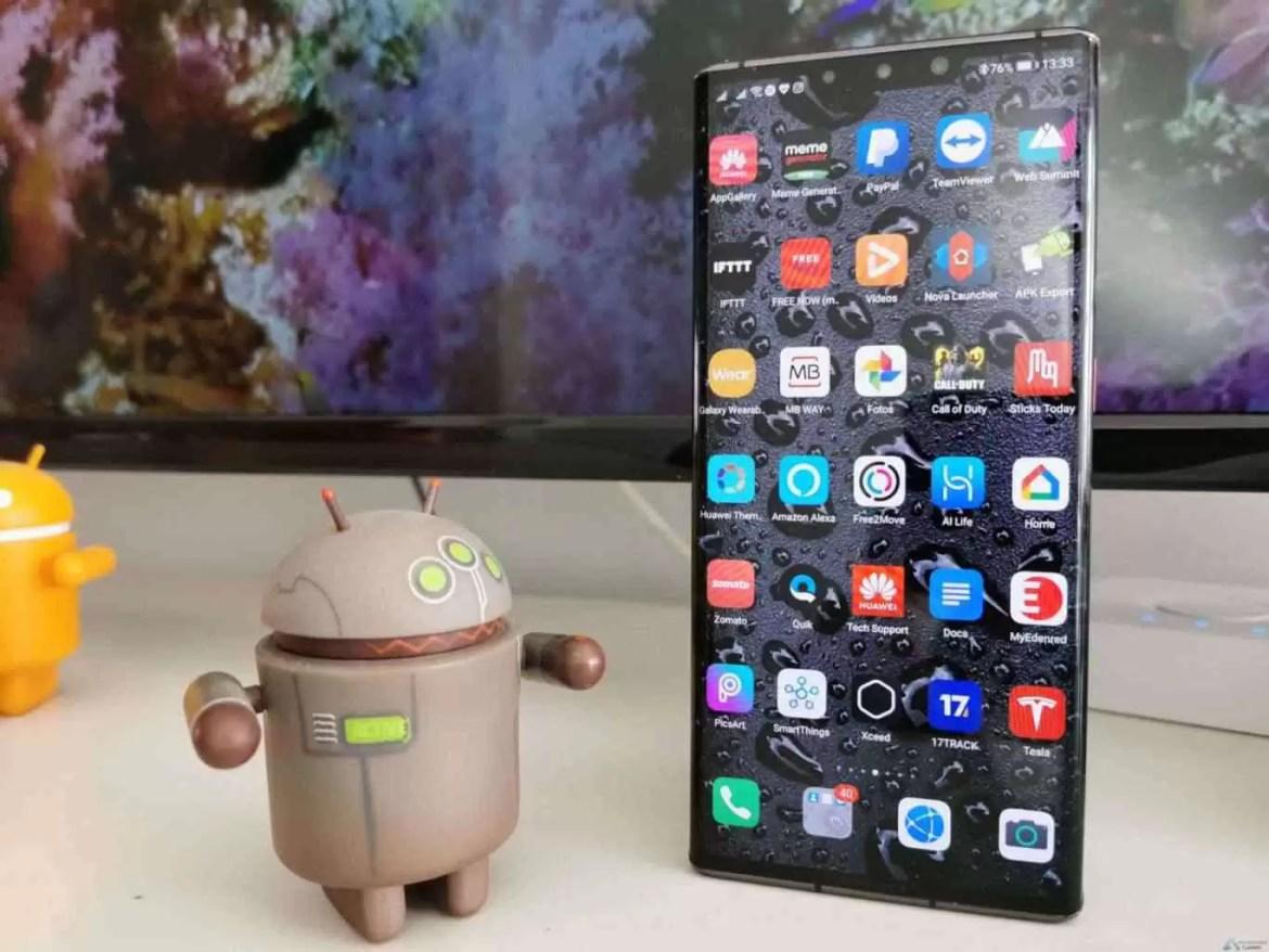 Série Huawei Mate 30 recebe atualização com a transmissão de som sem fio, um recurso da série P40 [Modelos CN] 1