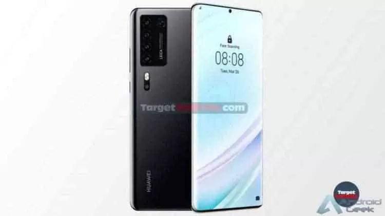 É este o Huawei P40 Pro? 3