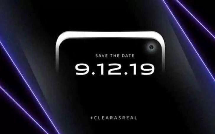 Vivo V17 aparece em poster oficial e mostra design semelhante ao Galaxy M30s 1