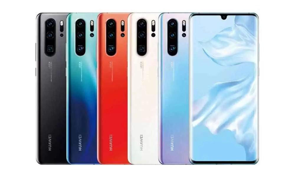 Huawei P30 Pro NEW EDITION a ser lançado a 15 de maio, virá com GMS 1