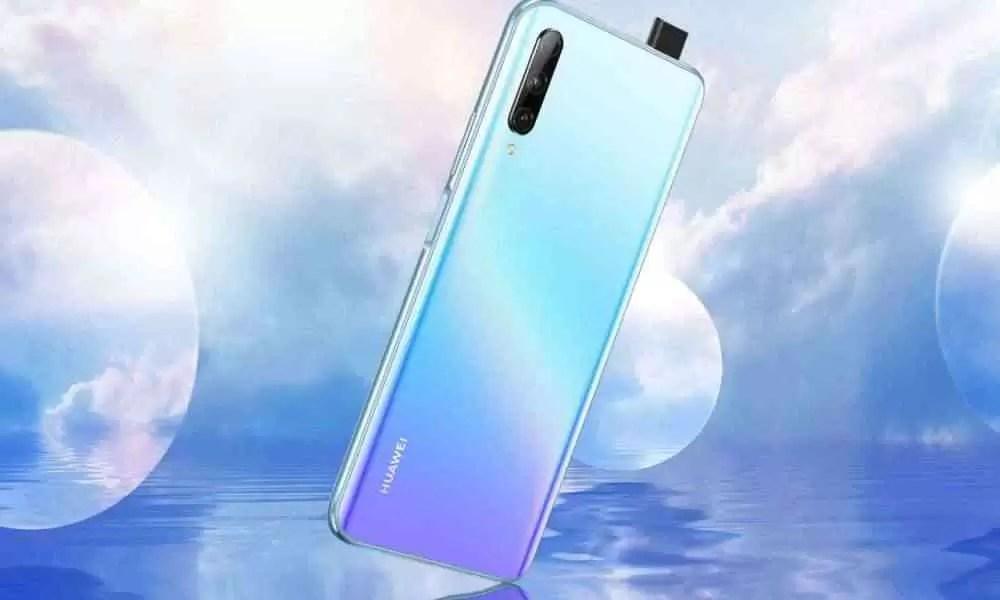 Huawei P Smart Pro lançado com câmara selfie pop-up e câmara traseira tripla 1