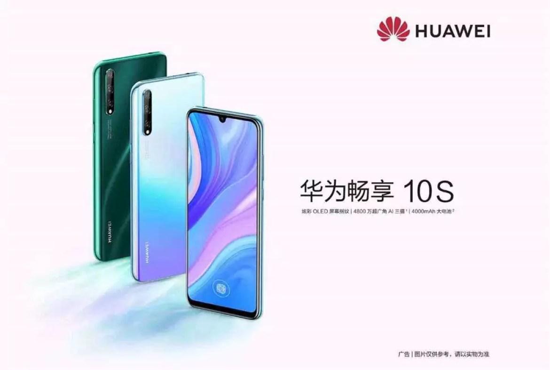 Huawei lança oficialmente o Huawei Enjoy 10S com mais RAM e variantes de armazenamento 1
