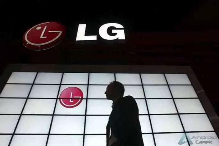LG muda CEO após resultados catastróficos 1