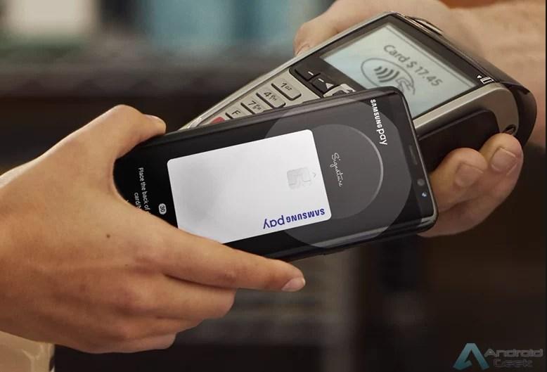 Samsung pode expandir o Samsung Pay para mais mercados em 2020 1