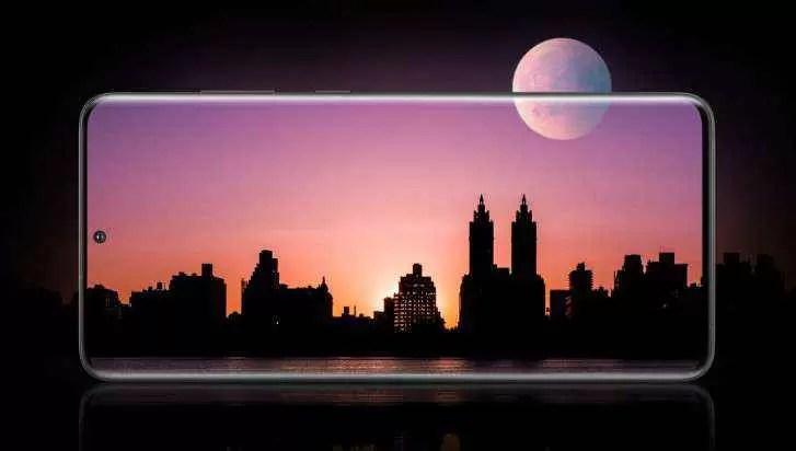 A bateria de 5.000mAh do Galaxy S20 Ultra é carregada em 58min com o tijolo na caixa