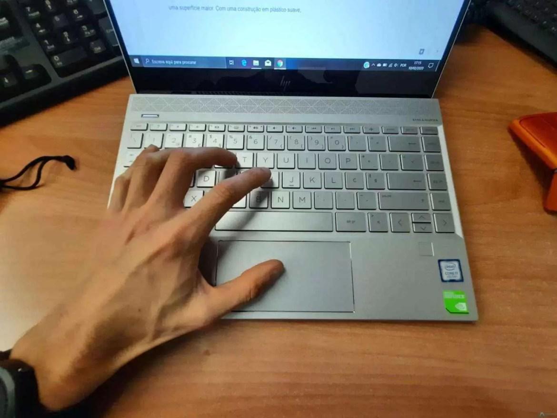 Análise HP Envy de 13 polegadas. Não tenham inveja, que é feio! 5