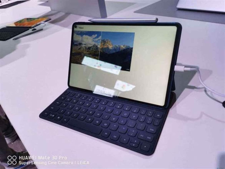 Hands On e primeiras impressões Huawei MatePad Pro 5G 3