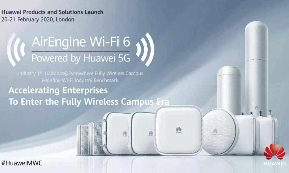 Kirin W650 e GigaHome 650: Os primeiros Chipsets Wi-Fi 6+ do mundo para smartphones e routers domésticos 2
