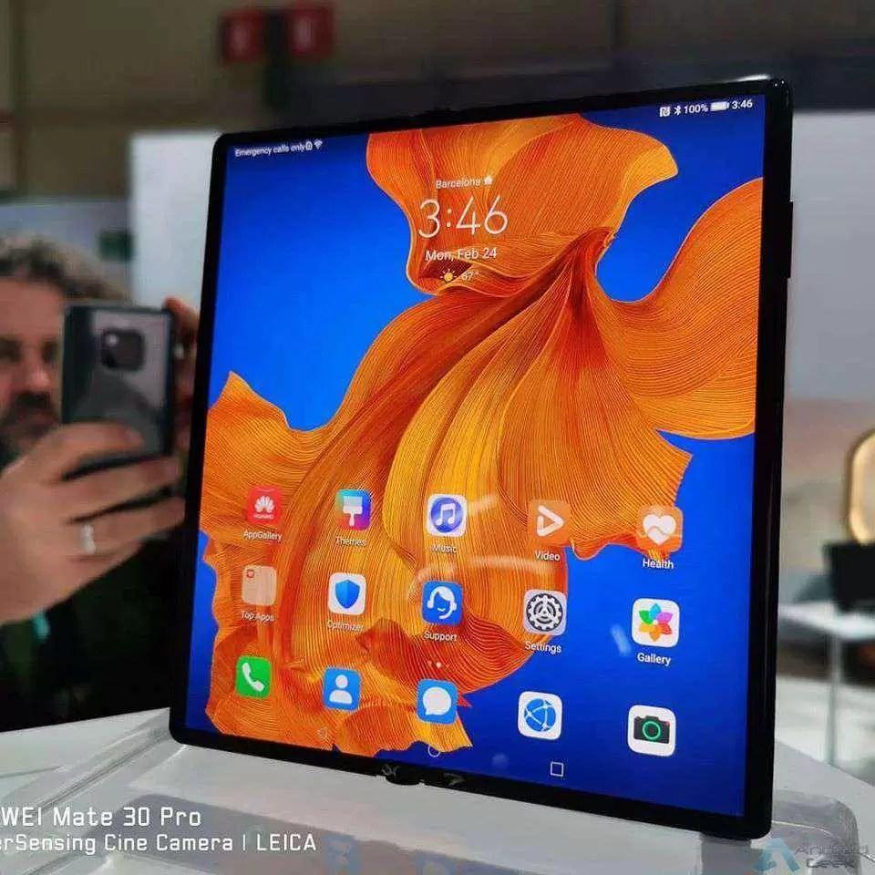 Huawei Mate Xs na China é mais de 250 euros mais barato que a versão global 1