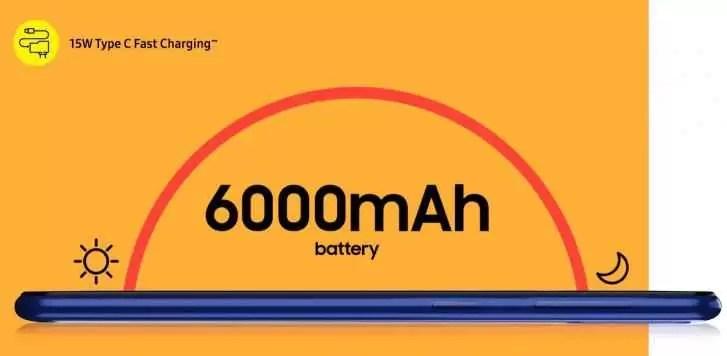 O Samsung Galaxy M21 está aqui: Exynos 9611 SoC, câmara tripla de 48MP e bateria de 6.000 mAh
