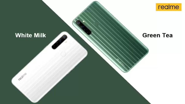 Realme 6i com MediaTek Helio G80 SoC, bateria de 5.000 mAh lançada ...