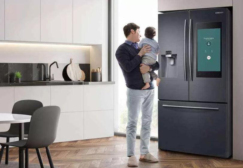Conheçam 5 recursos de conectividade presentes nos frigoríficos Samsung 1