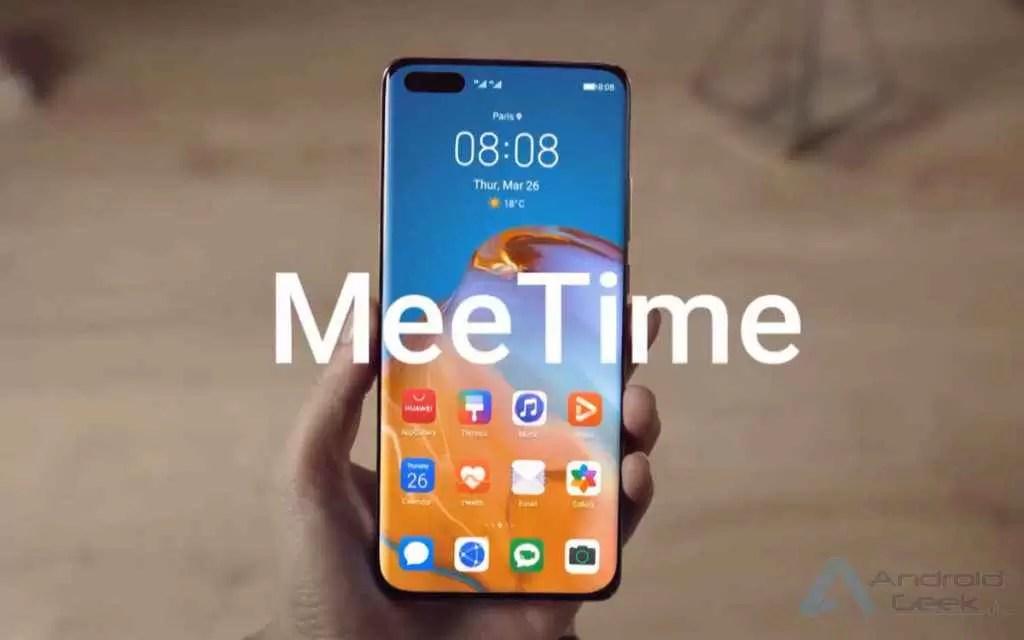 EMUI 10.1 Huawei