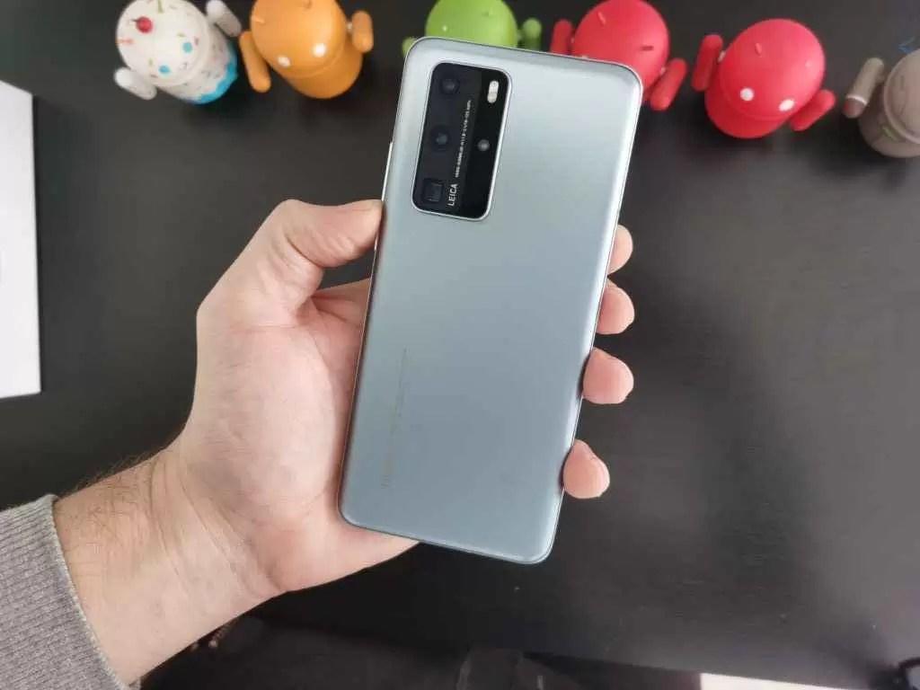Tutorial instalar GMS no Huawei P40 Pro/Mate 30 Pro/ P40 Lite 1