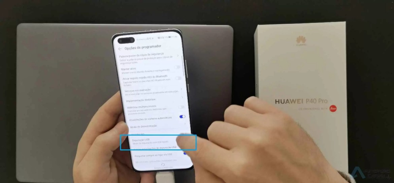 Tutorial instalar GMS no Huawei P40 Pro/Mate 30 Pro/ P40 Lite 4