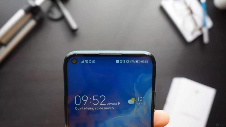 Análise HuaweiP40 Lite - A vida sem os serviços da Googleé boa 7
