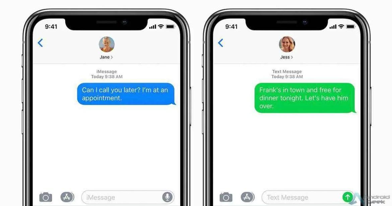 Mensagens do Google recebem em breve um dos recursos favoritos do iMessage 1