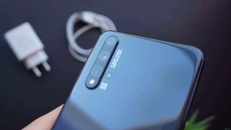 Nova 5T o novo da Huawei com serviços da Google 2