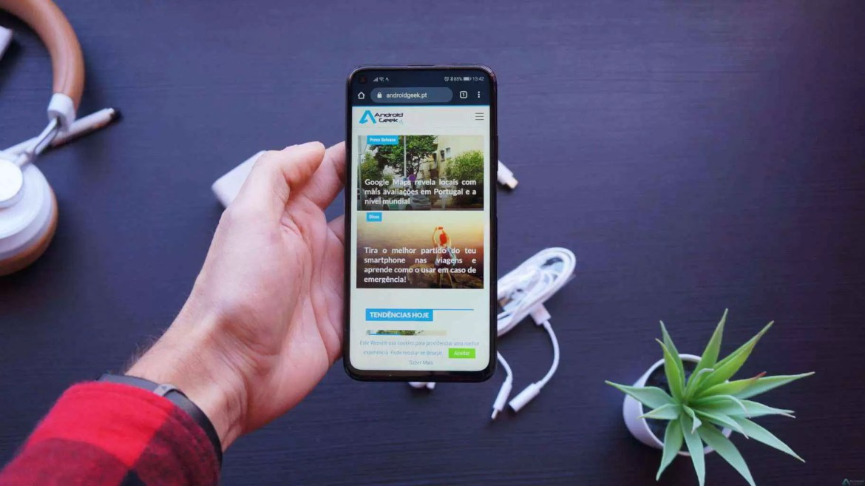 Nova 5T o novo da Huawei com serviços da Google 4