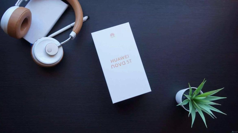 Nova 5T o novo da Huawei com serviços da Google 11