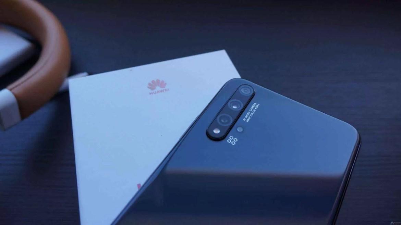 Nova 5T o novo da Huawei com serviços da Google 5