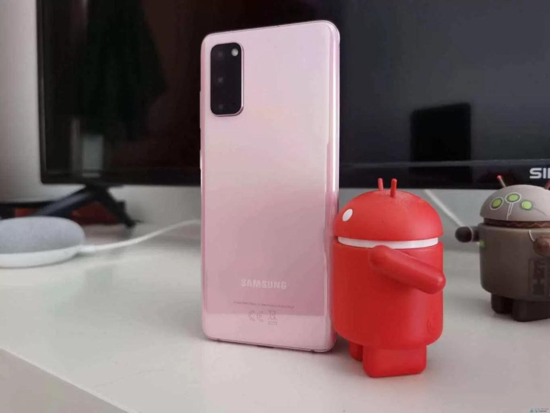Análise Samsung Galaxy S20. O compacto de topo 16