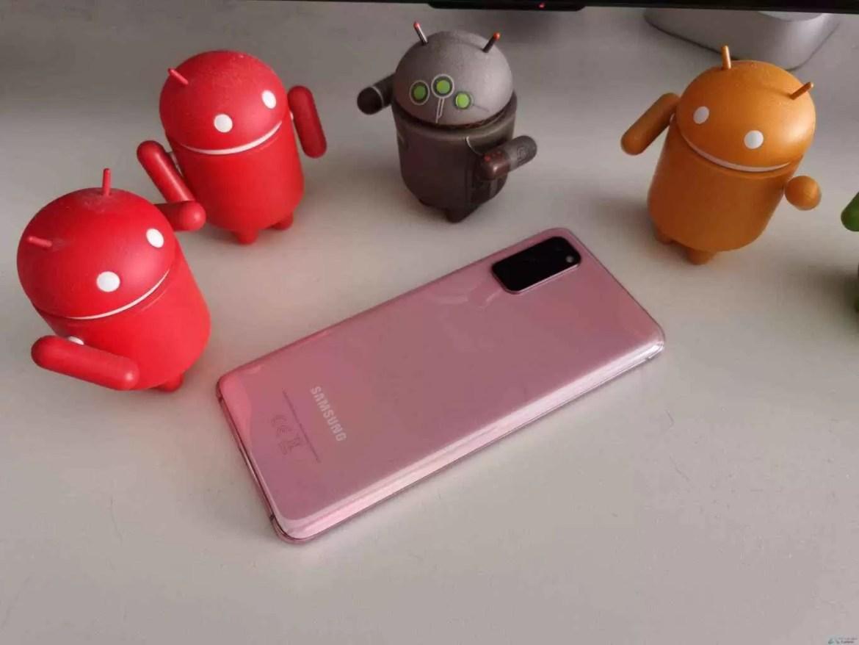 Análise Samsung Galaxy S20. O compacto de topo 14