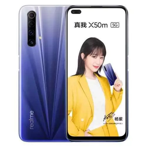 Realme X50m anunciado: Snapdragon 765G SoC, ecrã de 120Hz e 5G de modo duplo