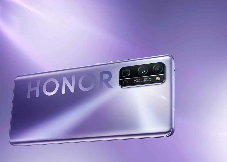 câmara de Honor 30 Pro +
