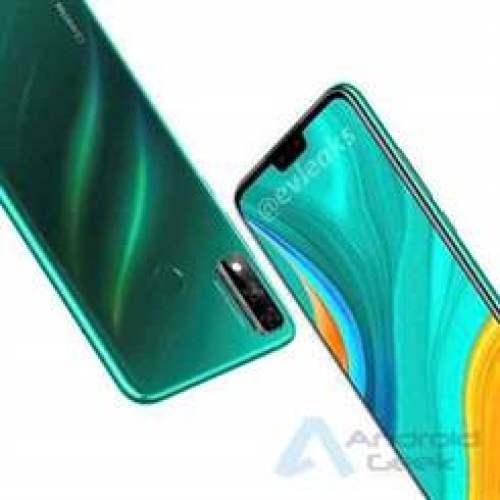 Huawei Y8s revelado com entalhe e câmaras duplas 1