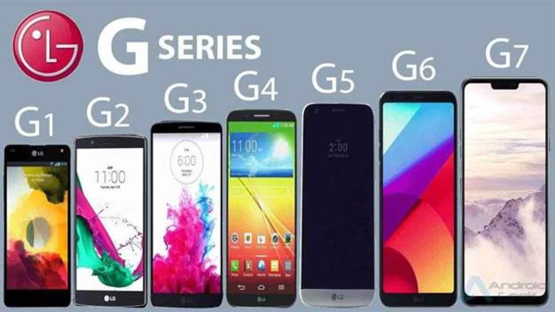LG apresentará sua linha de substituição da série G em 15 de maio 1