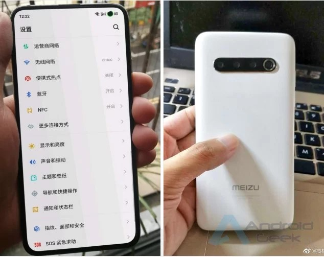 Meizu 17 chega a 17 de abril com suporte 5G 1