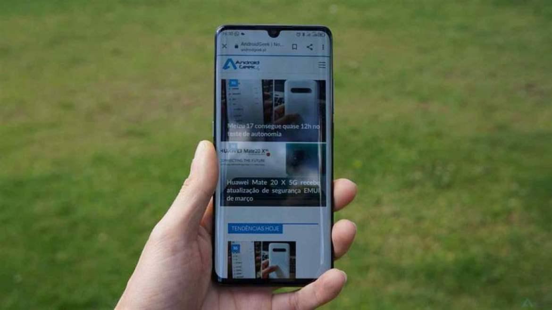 Telefones Huawei e Honor com ecrãs de 7 polegadas podem estar a caminho 1