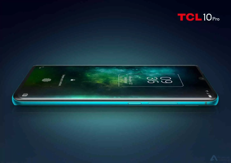 TCL expande a sua gama de telefones com a série TCL 10 2