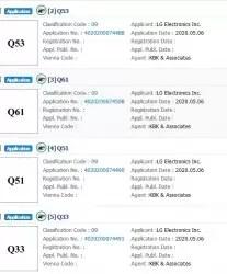 LG regista 13 novos nomes de dispositivos da série Q, onde se incluem uma nova linha Q30 2