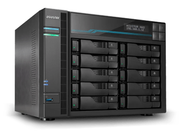 AS7110T da Asustor é o servidor NAS ideal para empresas 1