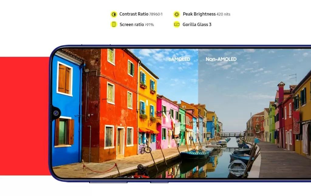 """Análise Samsung Galaxy M21 ecrã SUPER AMOLED de 6.4"""" e Tripla câmara por um preço arrebatador 8"""