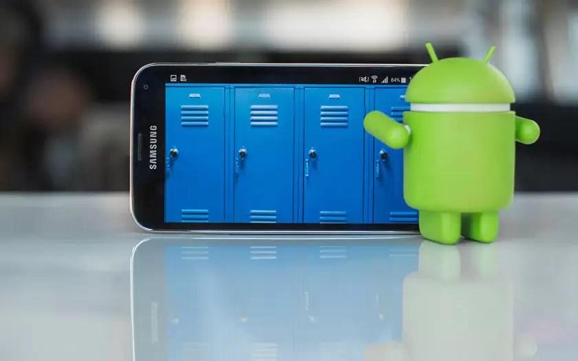 Ocultar foto do android