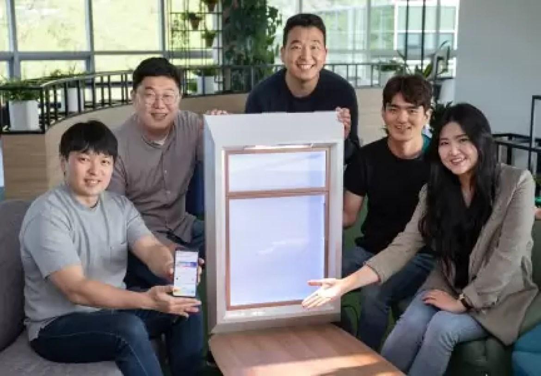 A Samsung suporta a inicialização do SunnyFive, que está a desenvolver uma janela que simula a luz solar natural