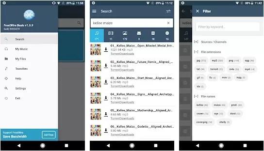 As melhores aplicações de torrent para smartphones 7