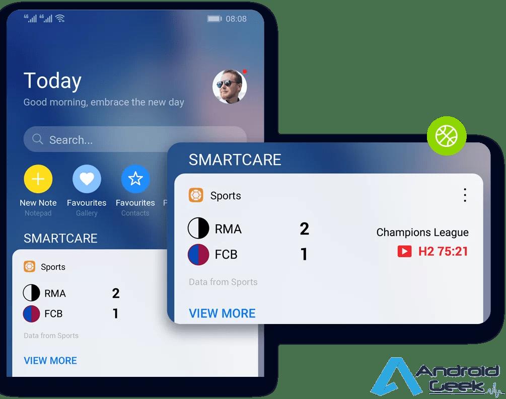 Huawei Assistant atualizado para a versão 21.0.1.200 1