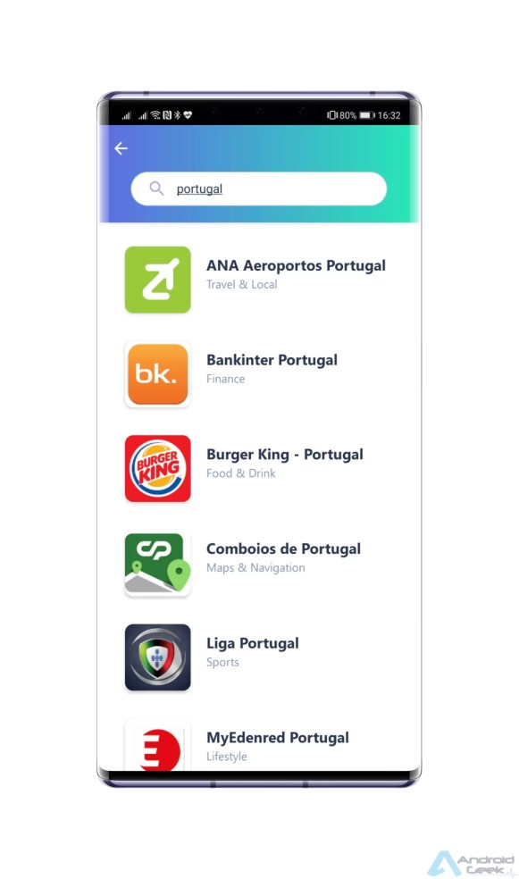 Apps Portugal 1