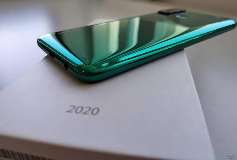 Primeiras impressões Huawei P Smart 2020. Um novo smartphone Huawei com serviços Google 14