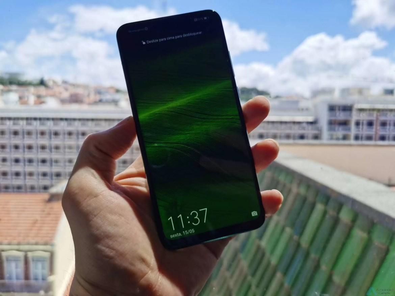 Saibam o que a Huawei destaca no P Smart 2020 3