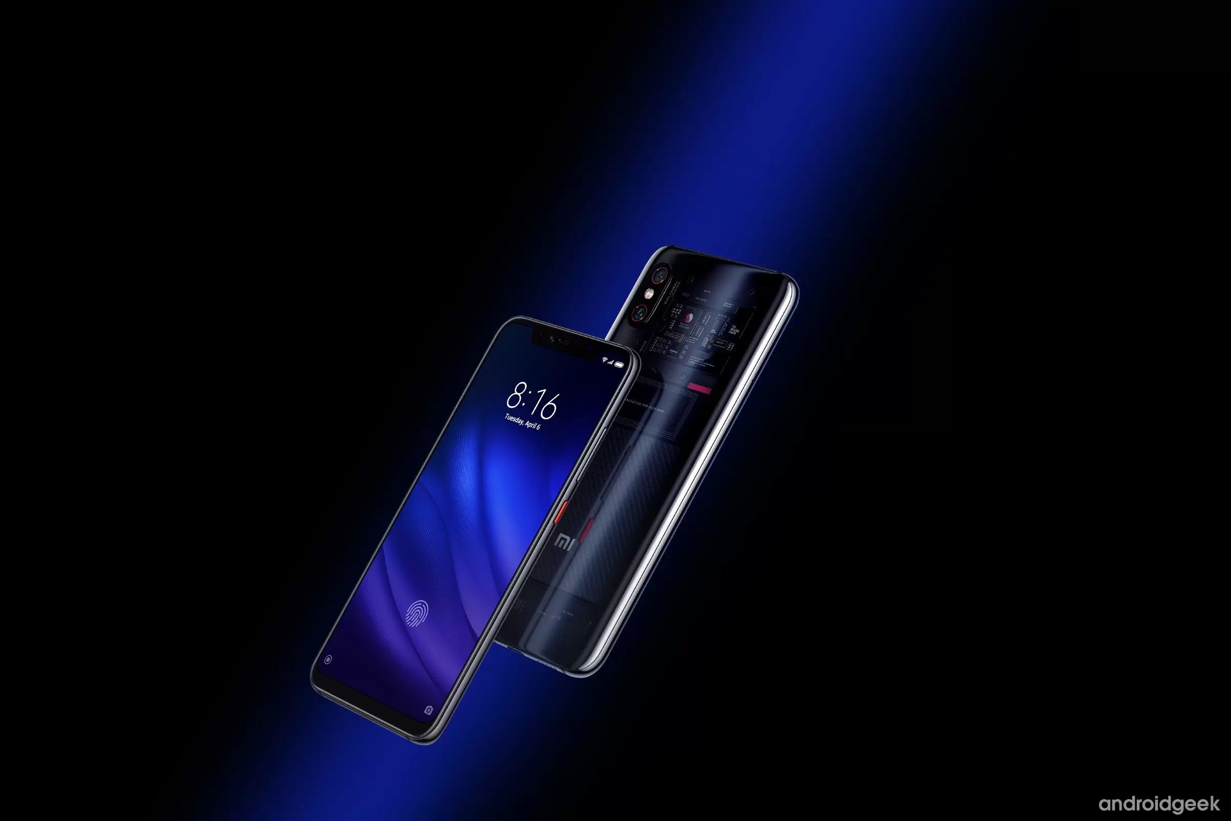 Xiaomi Mi 8 Pro Featured
