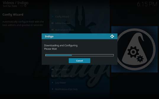 Configurar automaticamente os melhores addons no Kodi 17 6