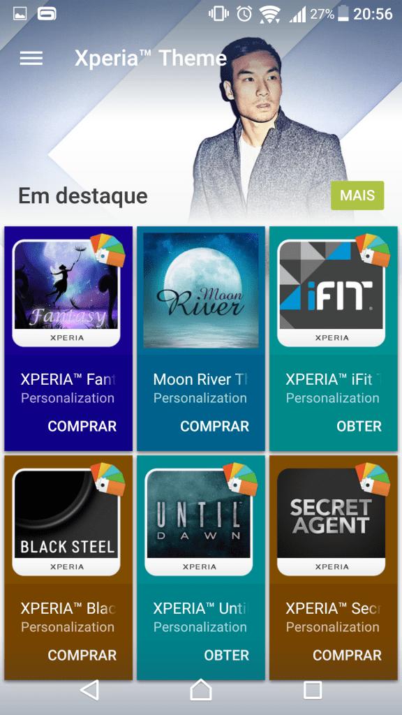 %name Sony Xperia X: Análise AndroidGeek image