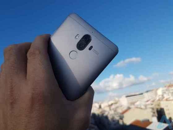 %name Análise Huawei Mate 9 :  Performance e Elegância image