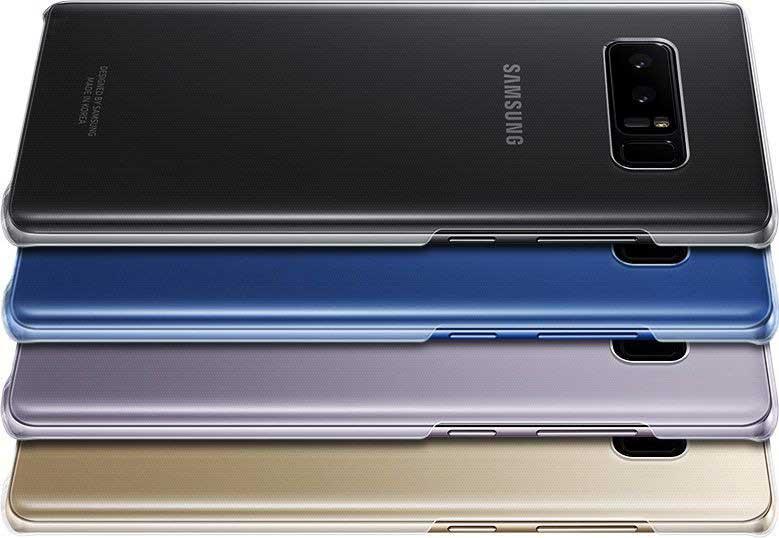 Acessórios Oficiais Samsung Galaxy Note 8 5